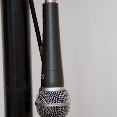 Corded-Microphone