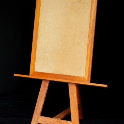 Easel-Corkboard